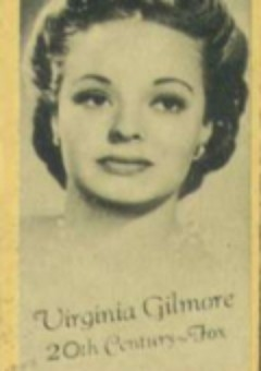 Вирджиния Гилмор