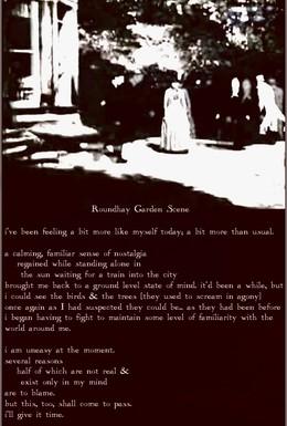 Постер фильма Сцена в саду Роундхэй (1888)