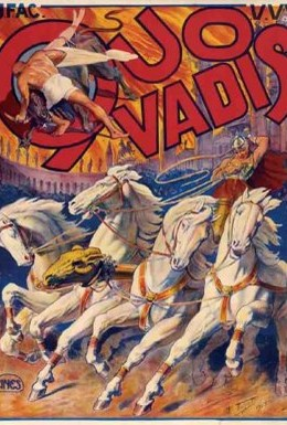 Постер фильма Камо грядеши? (1913)