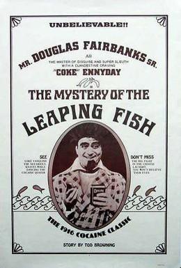 Постер фильма Тайна летучей рыбы (1916)