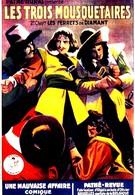 Три мушкетера (1921)