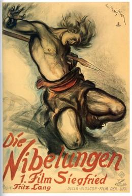 Постер фильма Нибелунги: Зигфрид (1924)