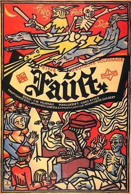 Постер фильма Фауст (1926)