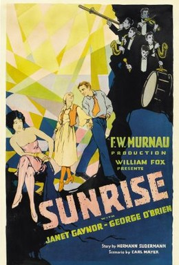 Постер фильма Восход солнца (1927)