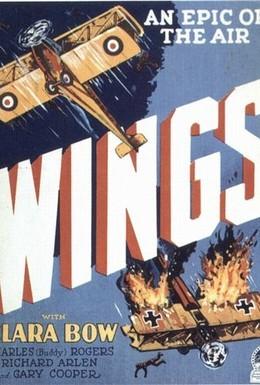 Постер фильма Крылья (1927)