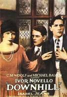 По наклонной плоскости (1927)