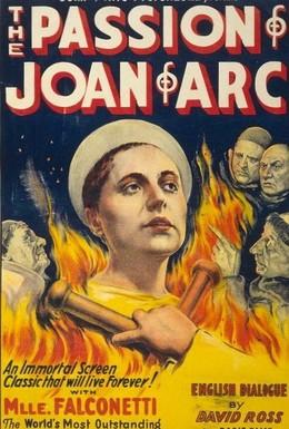 Постер фильма Страсти Жанны д`Арк (1928)