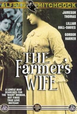 Постер фильма Жена фермера (1928)