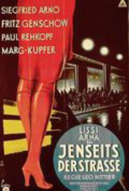 Постер фильма По ту сторону улицы (1929)