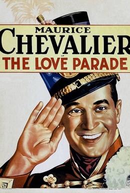 Постер фильма Парад любви (1929)