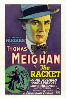 Постер фильма Рэкет (1928)