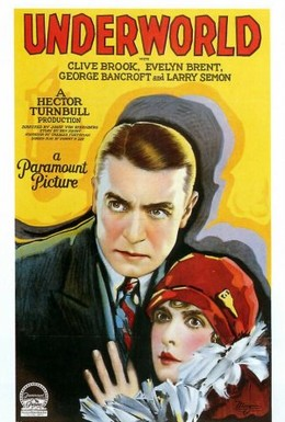 Постер фильма Подполье (1927)