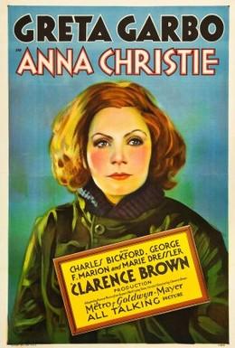 Постер фильма Анна Кристи (1930)