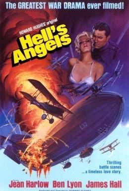 Постер фильма Ангелы ада (1930)