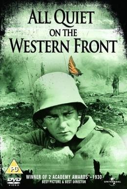 Постер фильма На западном фронте без перемен (1930)