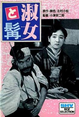 Постер фильма Дама и Борода (1931)