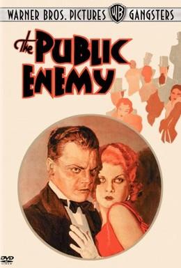 Постер фильма Враг общества (1931)