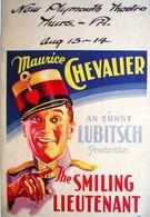 Улыбающийся лейтенант (1931)
