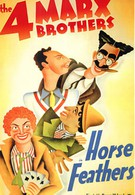 Лошадиные перья (1932)