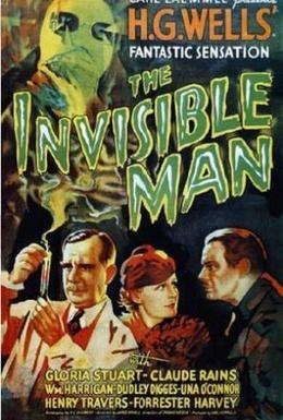 Постер фильма Человек-невидимка (1933)