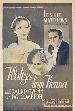 Постер фильма Венские вальсы (1934)