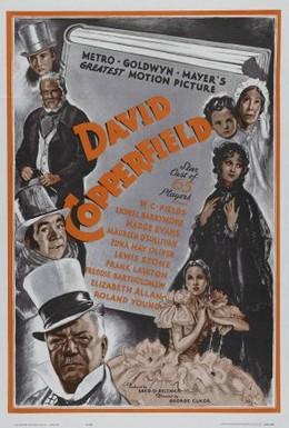 Постер фильма Дэвид Копперфилд (1935)