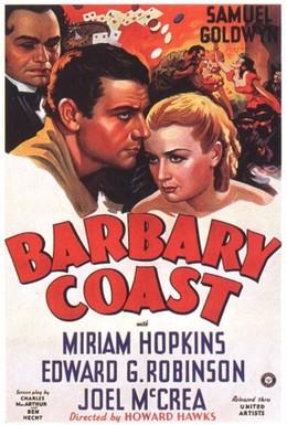 Постер фильма Варварское побережье (1935)