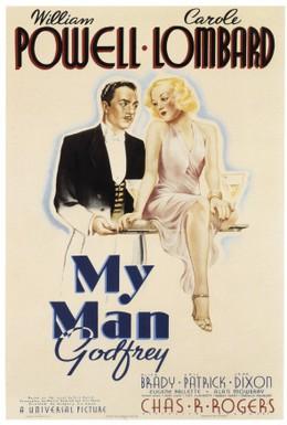 Постер фильма Мой слуга Годфри (1936)