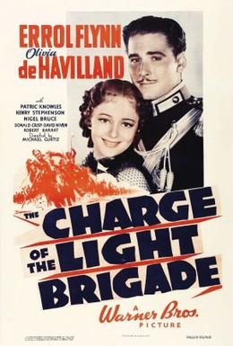 Постер фильма Атака легкой кавалерии (1936)