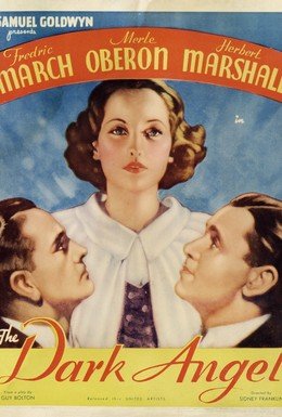 Постер фильма Темный ангел (1935)