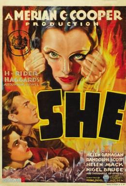 Постер фильма Ши (1935)