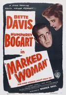 Меченая женщина (1937)