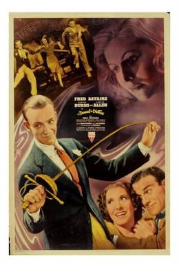 Постер фильма Девичьи страдания (1937)