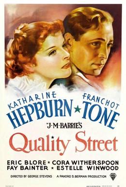 Постер фильма Достойная улица (1937)