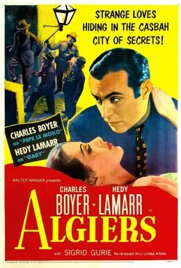 Постер фильма Алжир (1938)