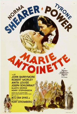 Постер фильма Мария-Антуанетта (1938)