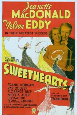 Постер фильма Возлюбленные (1938)
