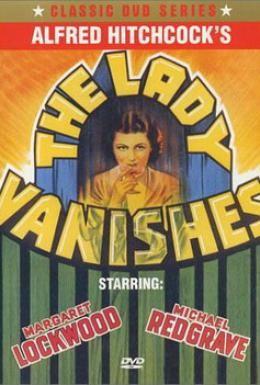 Постер фильма Леди исчезает (1938)
