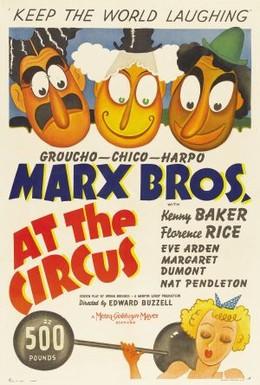 Постер фильма В цирке (1939)