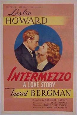 Постер фильма Интермеццо (1939)