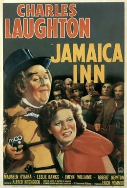 Постер фильма Таверна Ямайка (1939)