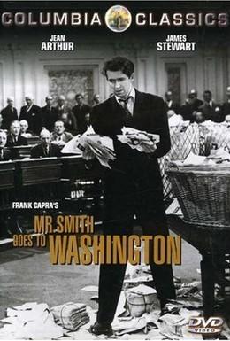 Постер фильма Мистер Смит едет в Вашингтон (1939)