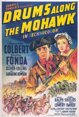 Постер фильма Барабаны долины Махонке (1939)