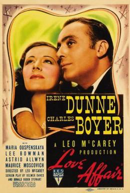 Постер фильма Любовный роман (1939)