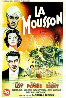Постер фильма Пришли дожди (1939)