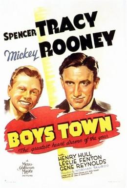 Постер фильма Город мальчиков (1938)
