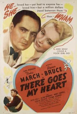 Постер фильма Вот идет моя любовь (1938)