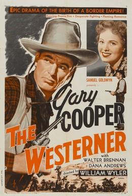Постер фильма Человек с запада (1940)