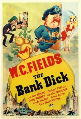 Постер фильма Банковский сыщик (1940)