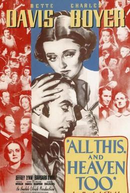 Постер фильма Все это и небо в придачу (1940)